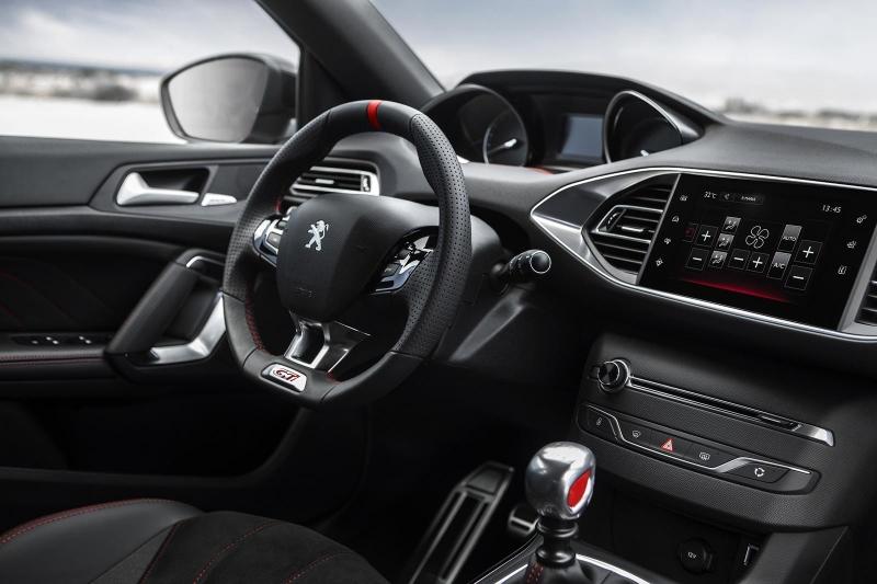 2015 Yeni Kasa Peugeot 308 GTi Teknik Özellikleri  - 3