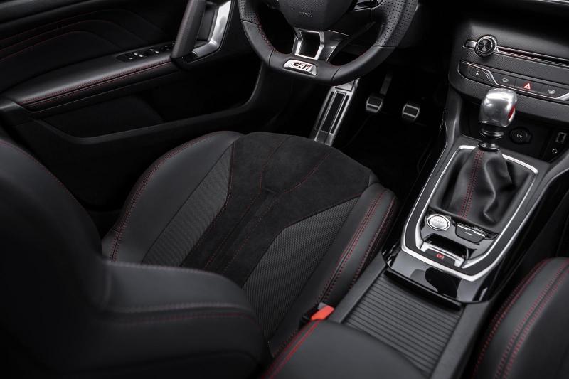 2015 Yeni Kasa Peugeot 308 GTi Teknik Özellikleri  - 2