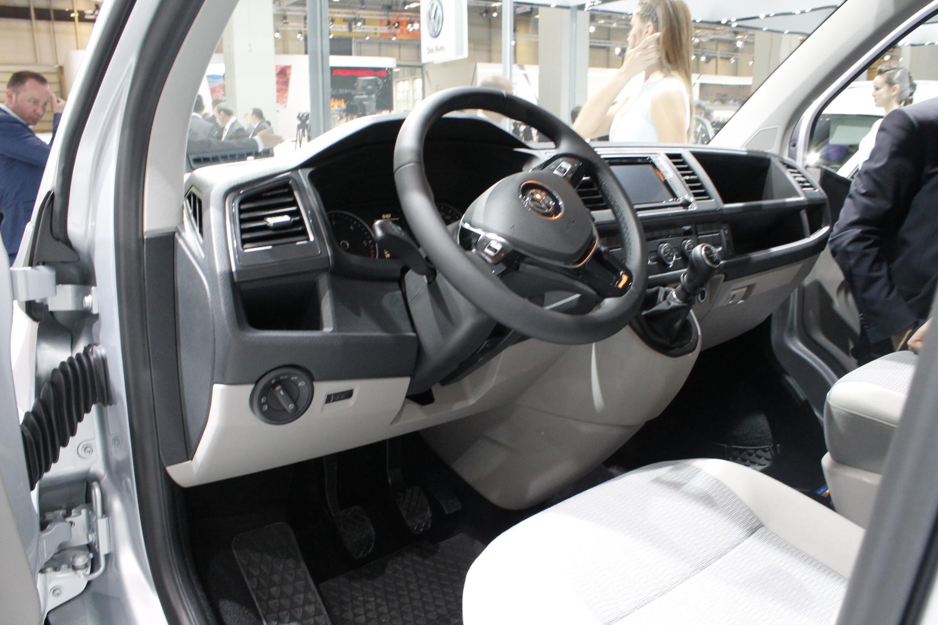 2016 Yeni Kasa Volkswagen Caravelle