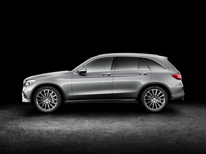 2015 Yeni Mercedes GLC Serisi- 2