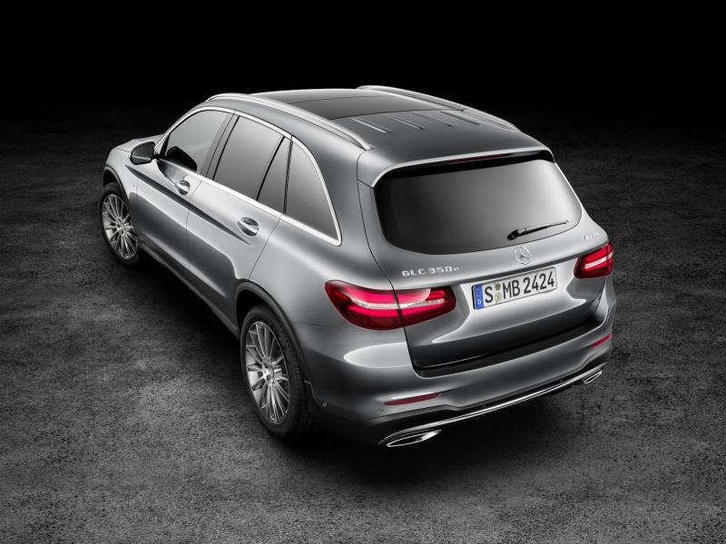 2015 Yeni Mercedes GLC Serisi- 3