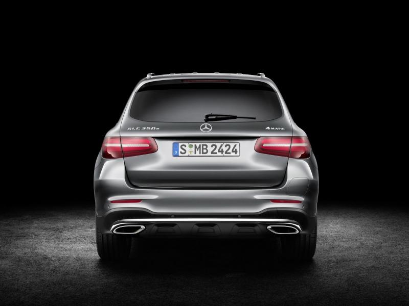 2015 Yeni Mercedes GLC Serisi- 4