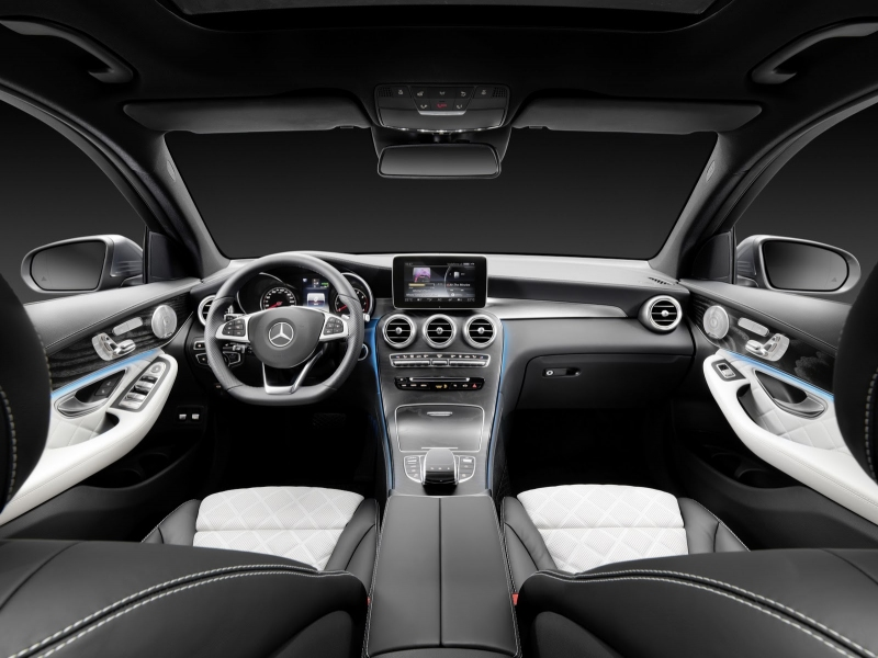 2015 Yeni Mercedes GLC Serisi- 6