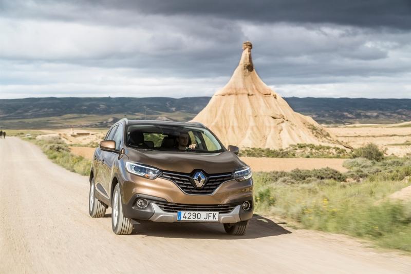 2016 Yeni Renault Kadjar - 1