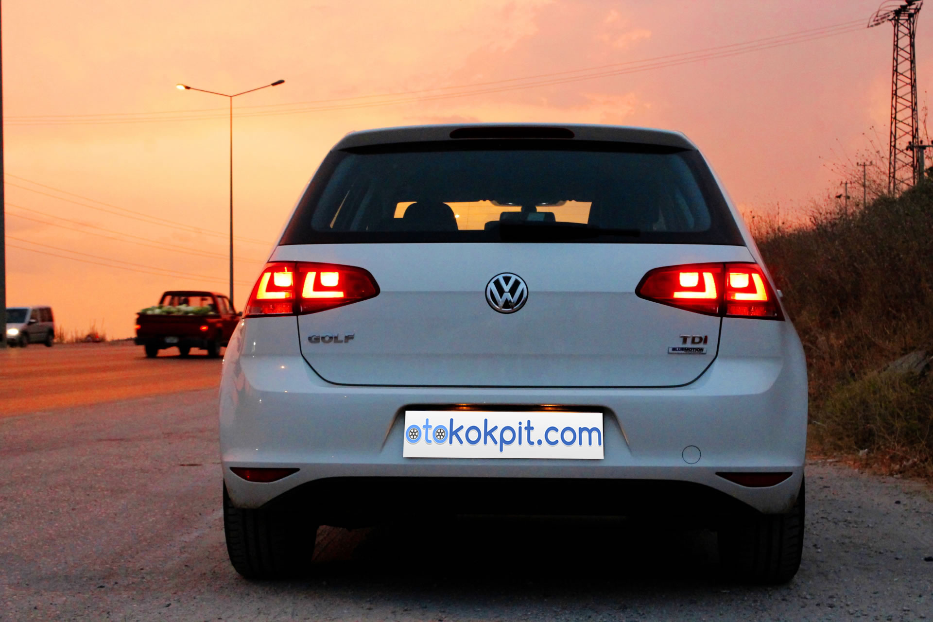 2015 yeni volkswagen golf 7 tdi dsg comfortline testi. Black Bedroom Furniture Sets. Home Design Ideas