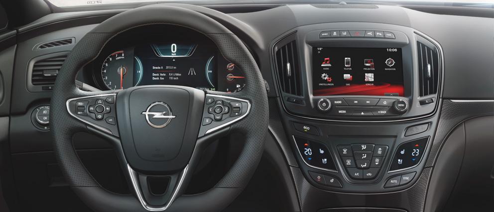 2015 Yeni Opel Insignia 1.6 CDTİ Dizel - Oto Kokpit