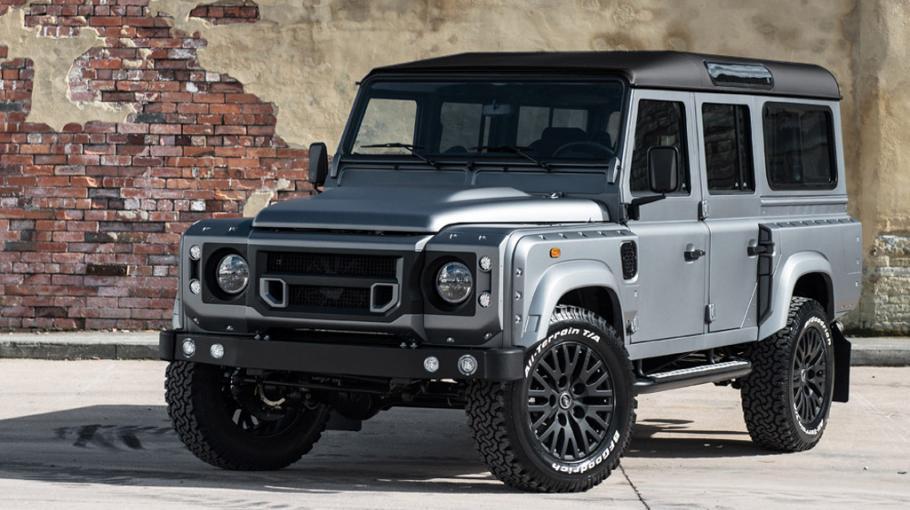 Kahn Design Land Rover Defender Xs 110 Cwt