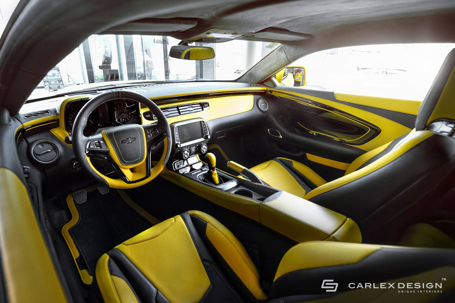 Carlex Design Chevrolet Camaro on 2015 chevy camaro