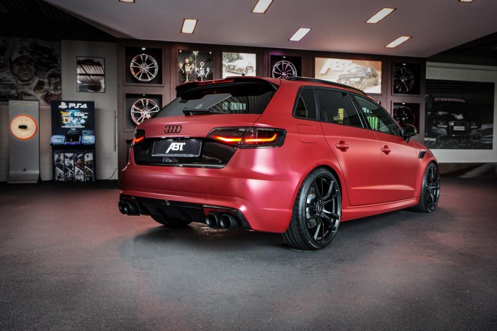 Audi RS3 тюнинг загрузить