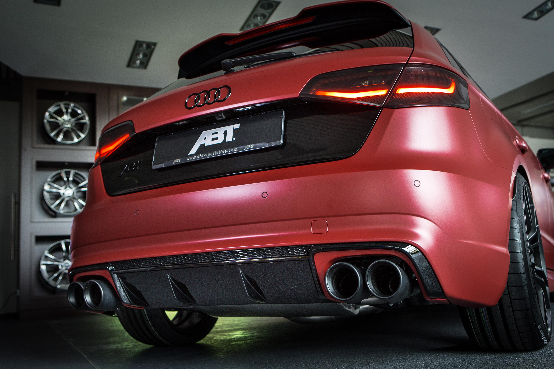 Abt Tuning Audi Rs3 Vizyonda
