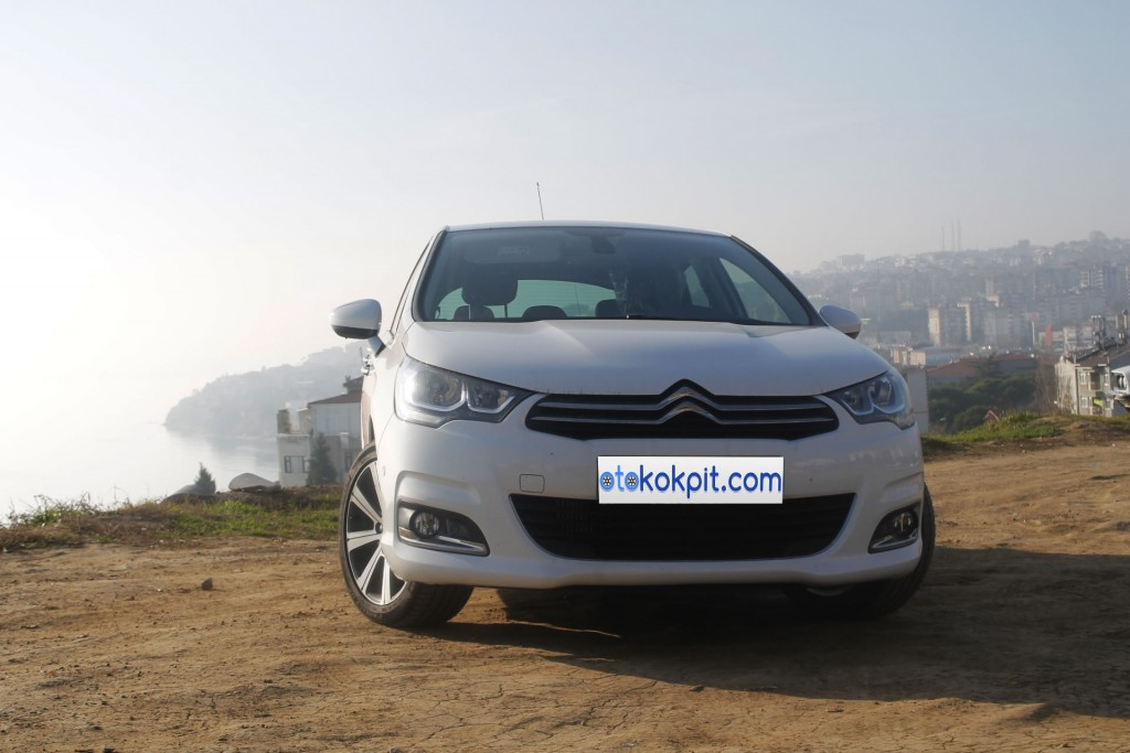 2015 Yeni Citroen C4 1.2 Puretech 130 BG EAT6 Exclusive İncelemesi