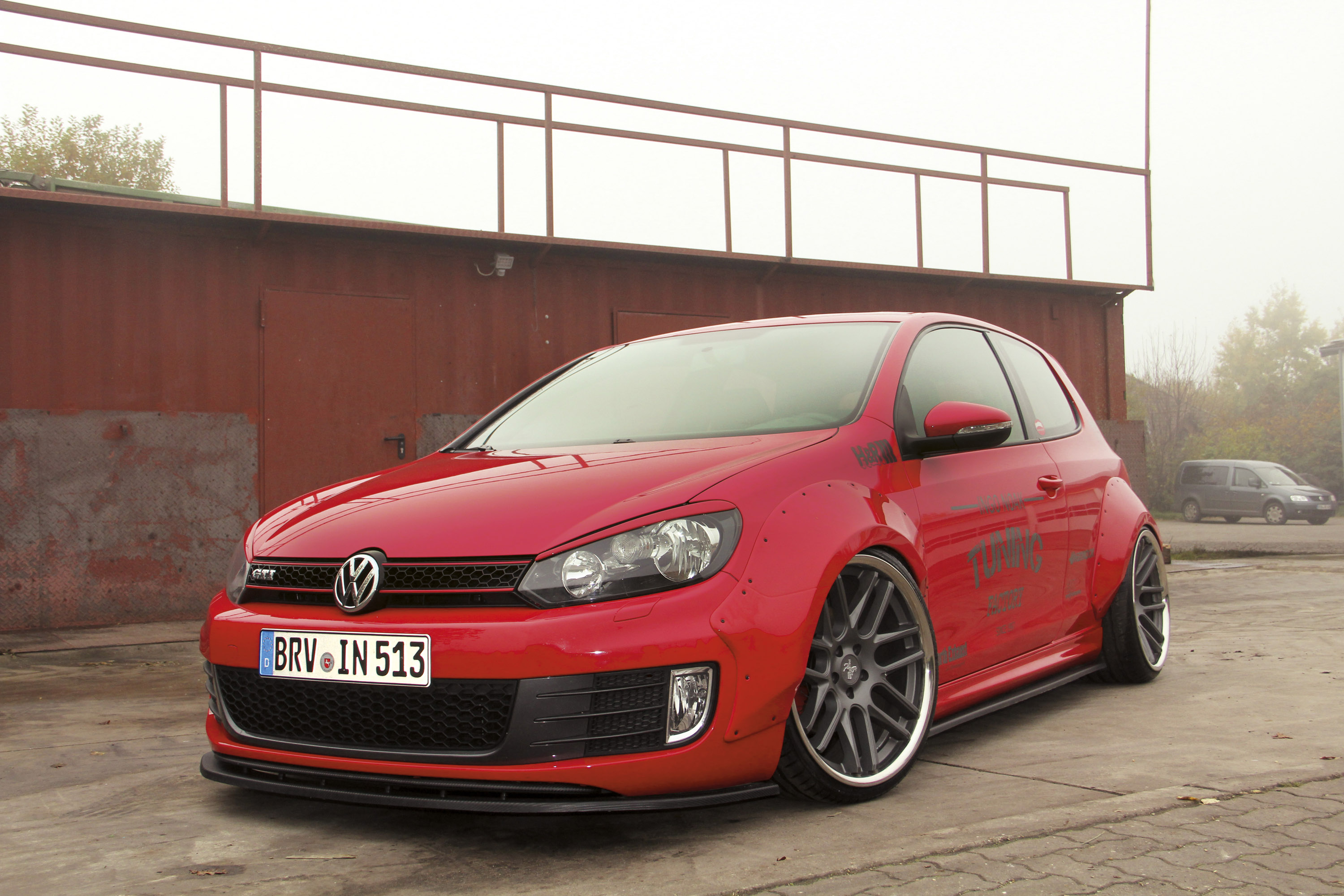 ingo noak tuning volkswagen golf 6 gti oto kokpit. Black Bedroom Furniture Sets. Home Design Ideas
