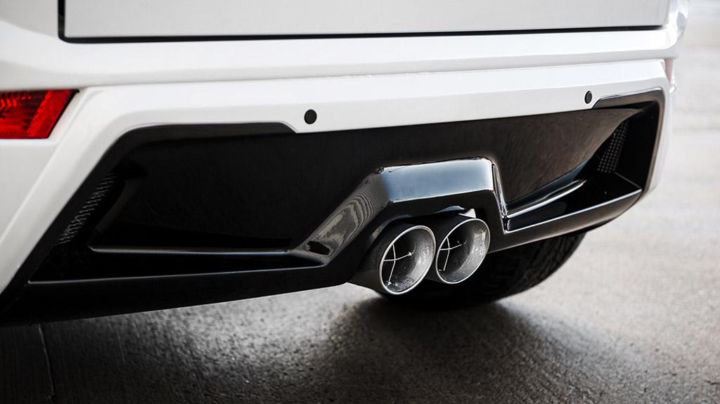 Kahn Design 2015 Yeni Range Rover Evoque RS Sport