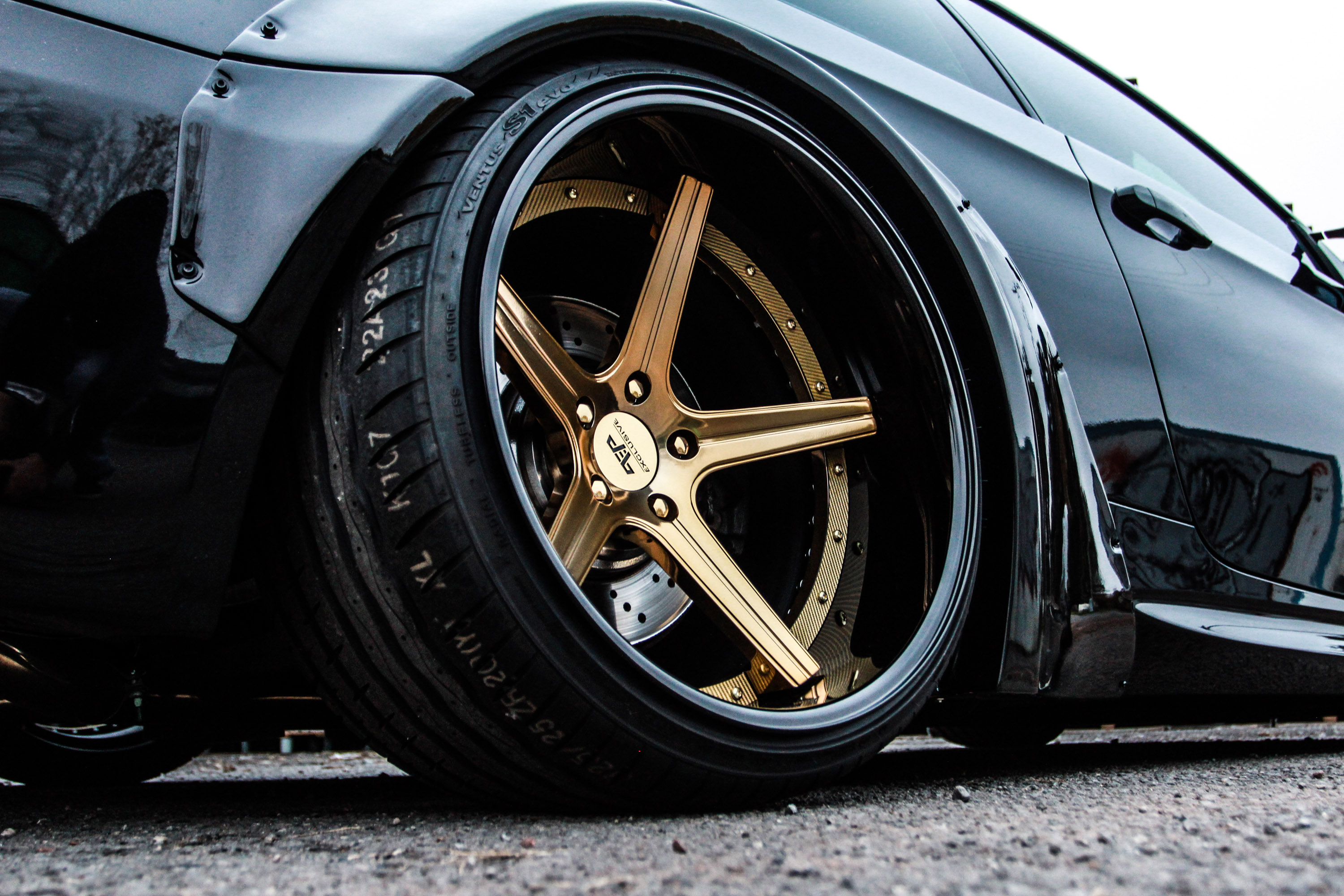 Liberty Walk Bmw M3 E92 Widebody Kit Oto Kokpit