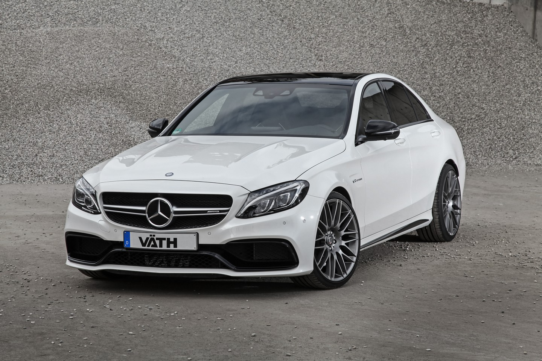 Vath Tuning 2015 Mercedes C 63 Amg Sedan
