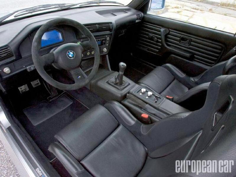 Bilinirliğin Ötesine Geçen 600+ Beygirlik BMW M3 E30 - Oto ...