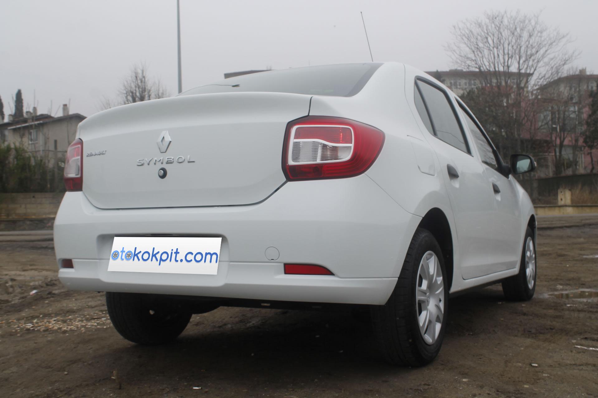 2015 Renault Symbol 1 5 Dci Joy 75 Ps Incelemesi Oto Kokpit