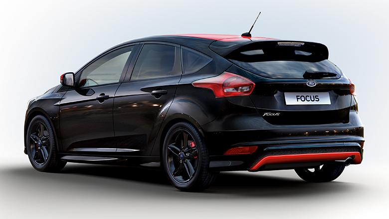 2016 Yeni Ford Focus Red Amp Black Edition 214 Zellikleri