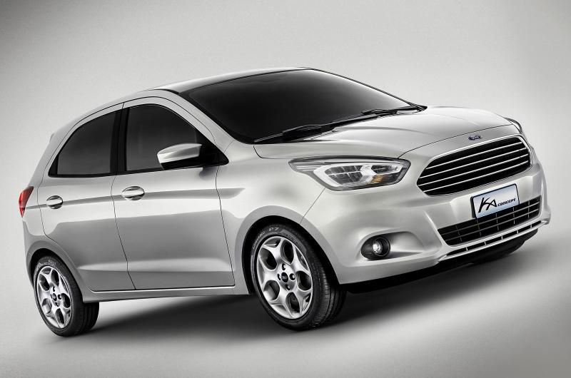 Yeni Kasa Ford Ka