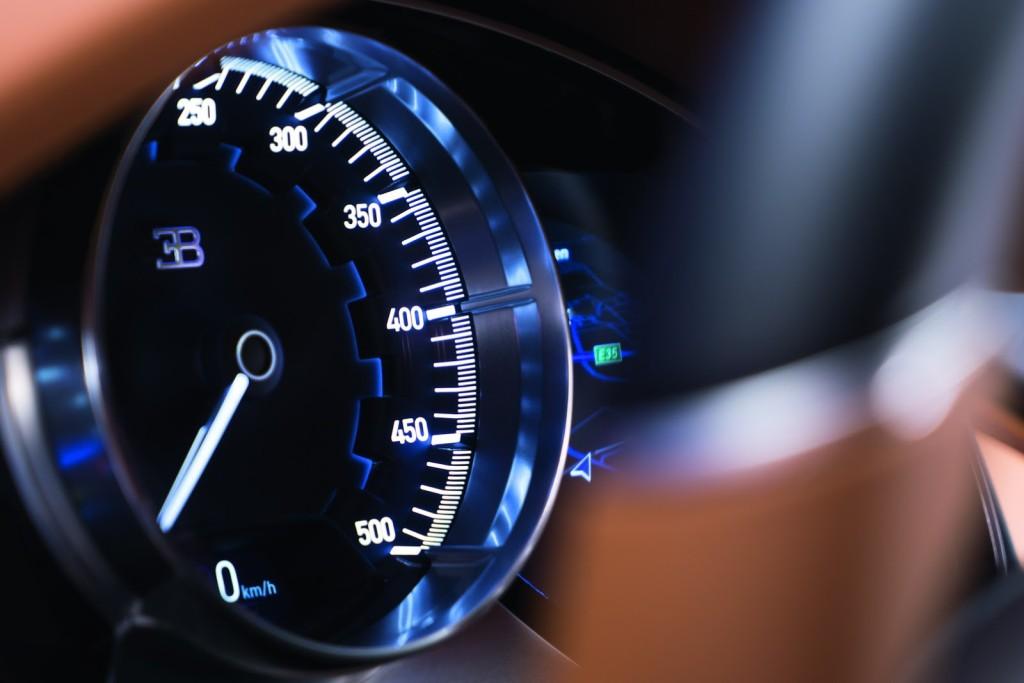 Yeni Bugatti Chiron Teknik Özellikleri
