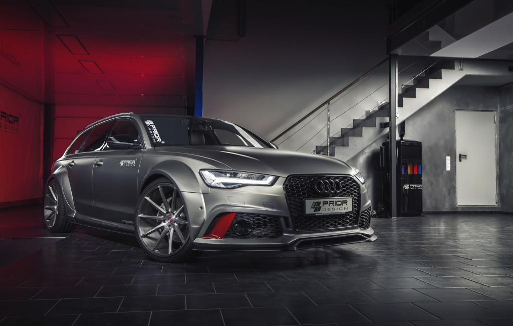 2016 Prior Design Audi RS6 PD600R