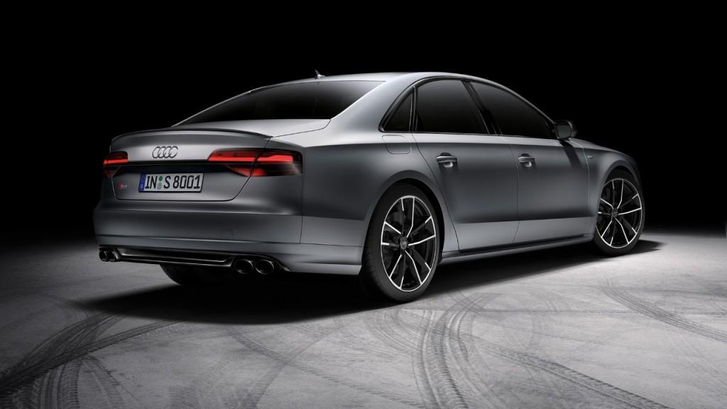 2016 Yeni Audi S8 Plus Tasarımı