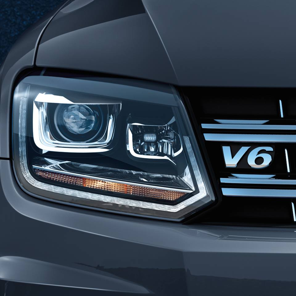 2017 yeni volkswagen amarok'a v6 motor geliyor - oto kokpit