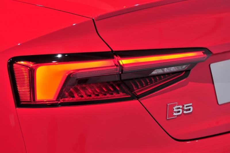 Yeni Kasa Audi S5