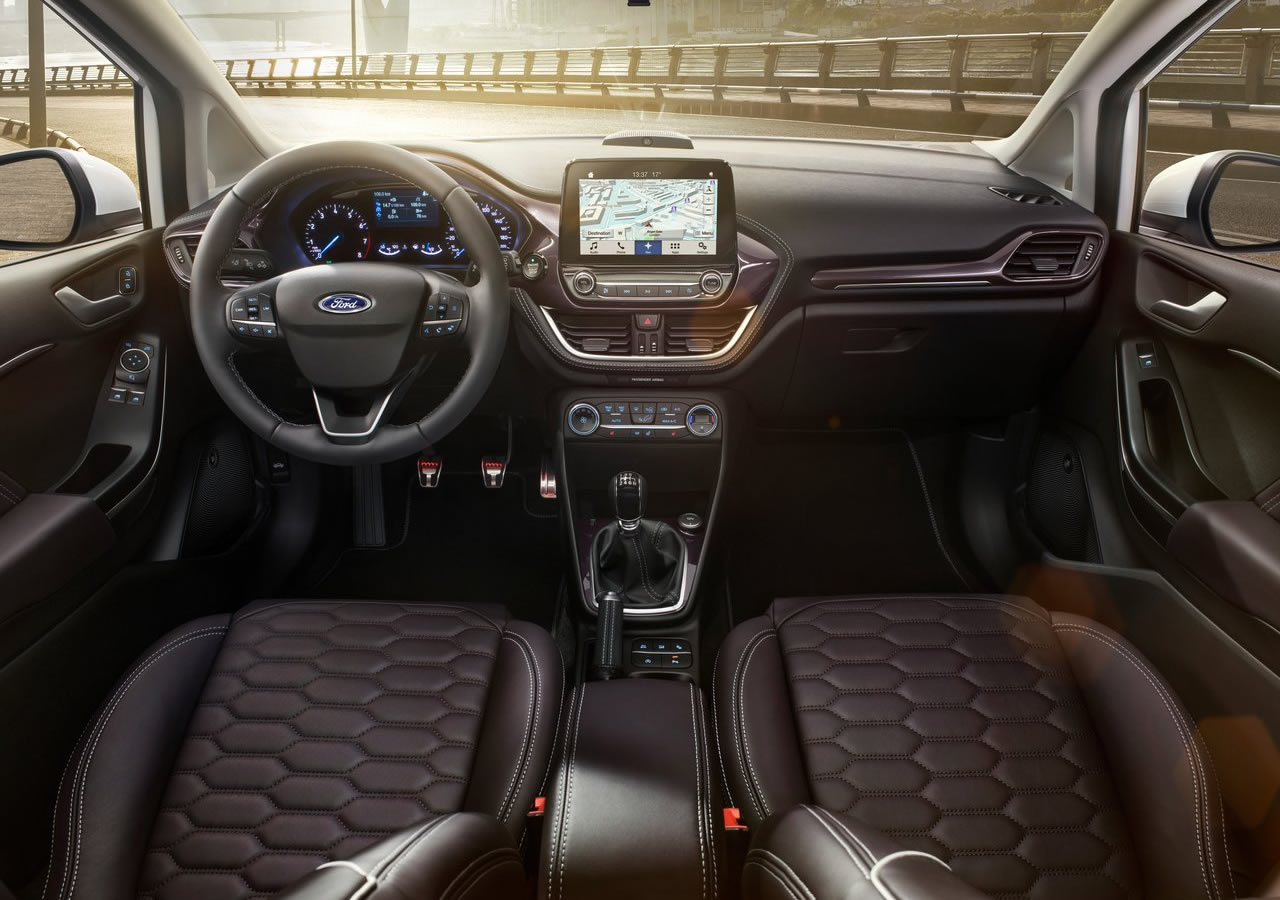 2018 Yeni Kasa Ford Fiesta 214 Zellikleri A 231 ıklandı