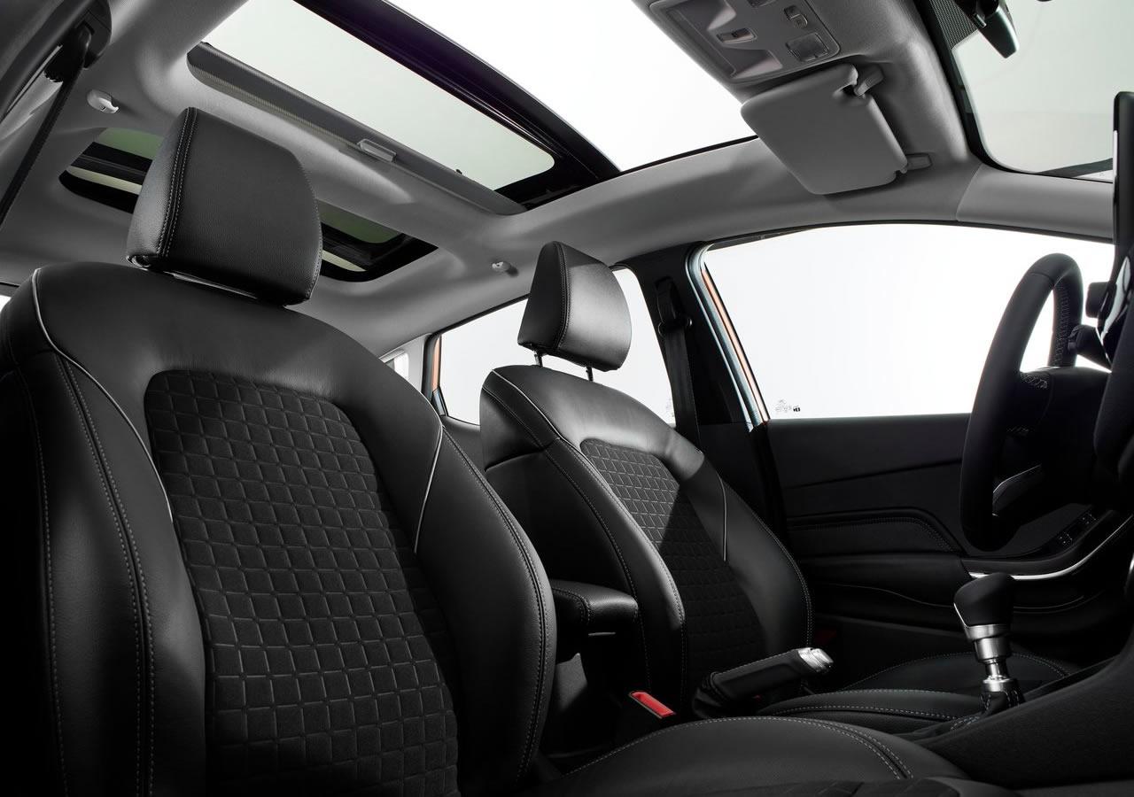 Yeni Kasa Ford Fiesta 2017 Sunroof