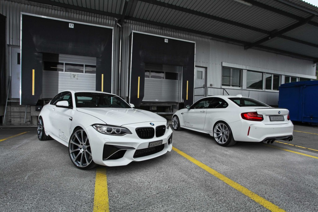 540 Beygir dAHLer Tuning 2016 BMW M2 Coupe