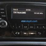 Yeni Fiat Egea 1.3 Multijet Easy Multimedya Ekranı