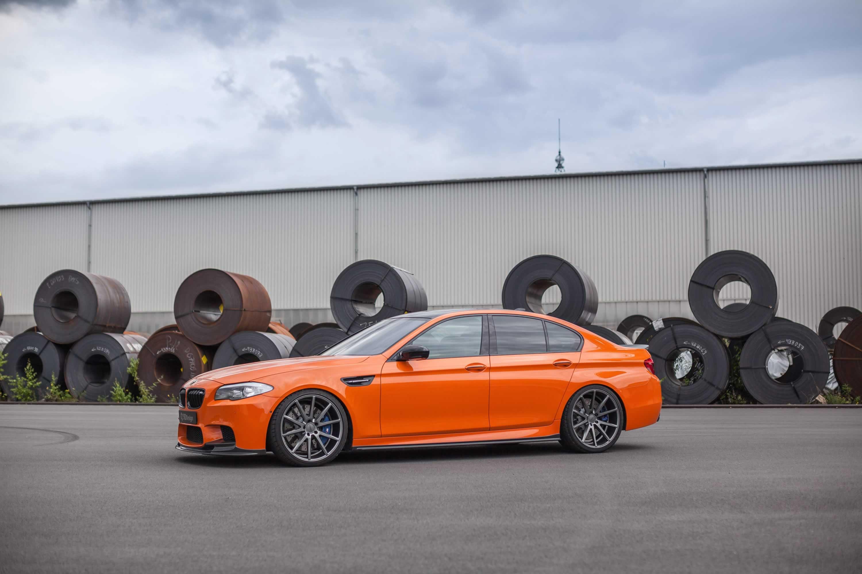 2016 BMW M5 Modifiye