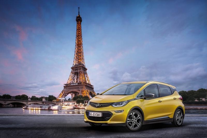 Yeni Kasa Opel Ampera-e