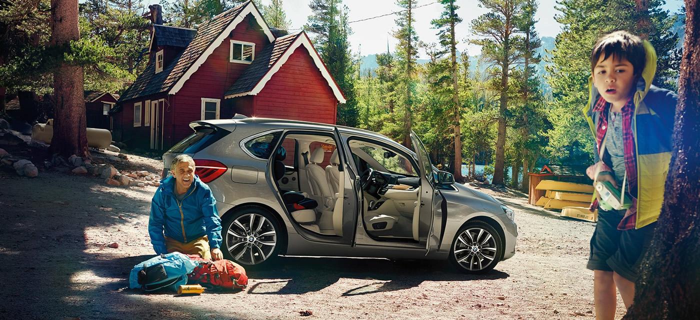 2016 Yeni BMW 216d Active Tourer Fiyatı