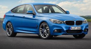 2017 BMW 3-Serisi Gran Turismo Facelift
