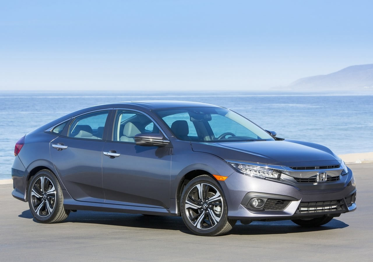 2017 yeni honda civic sedan donanımları  oto kokpit
