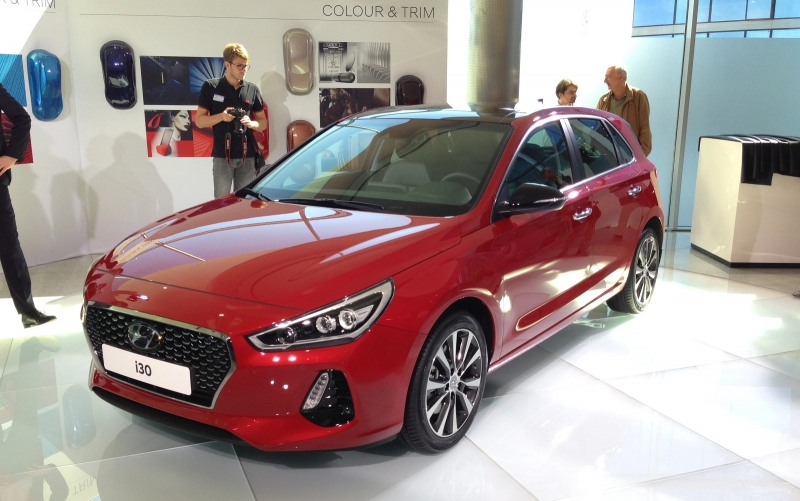 2017 Yeni Hyundai İ30 Turbo Benzinli