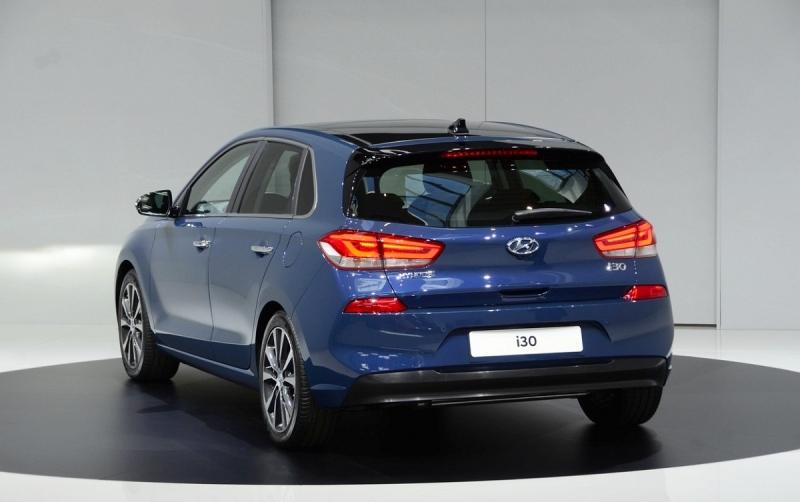 2017 Yeni Hyundai İ30 Dizel