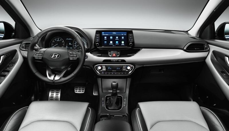 2017 Hyundai İ30 Kokpiti