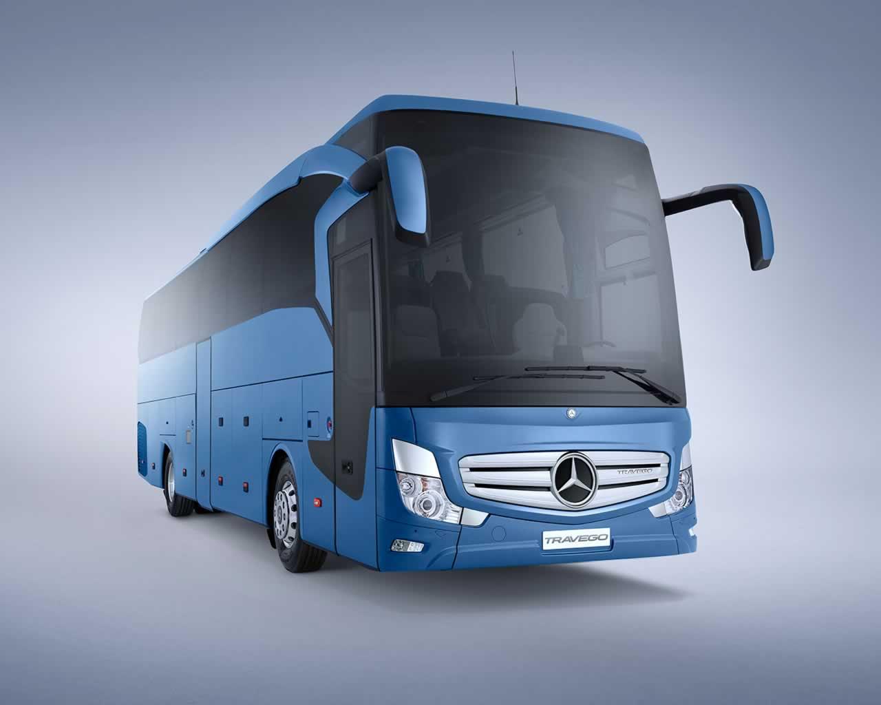 2017 Yeni Kasa Mercedes Travego Teknik Özellikleri ve ...