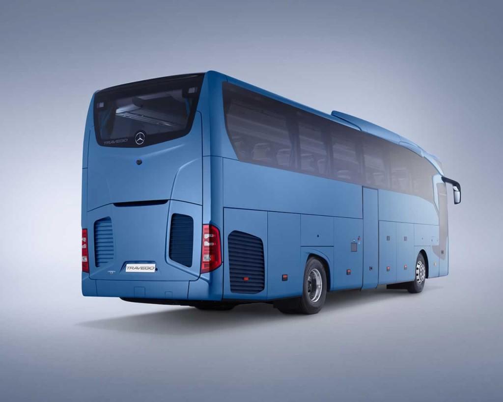 Yeni Kasa Mercedes Travego Teknik Özellikleri