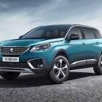 2017 Yeni Peugeot 5008 SUV Teknik Özellikleri