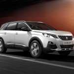 Yeni Peugeot 5008 SUV 2017