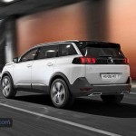 Yeni Peugeot 5008 SUV Teknik Özellikleri
