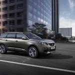 Yeni Peugeot 5008 SUV Dizel