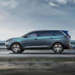 2017 Yeni Peugeot 5008 SUV Özellikleri