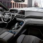 2017 Yeni Peugeot 5008 SUV İçi