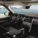 Yeni Land Rover Discovery Kokpiti