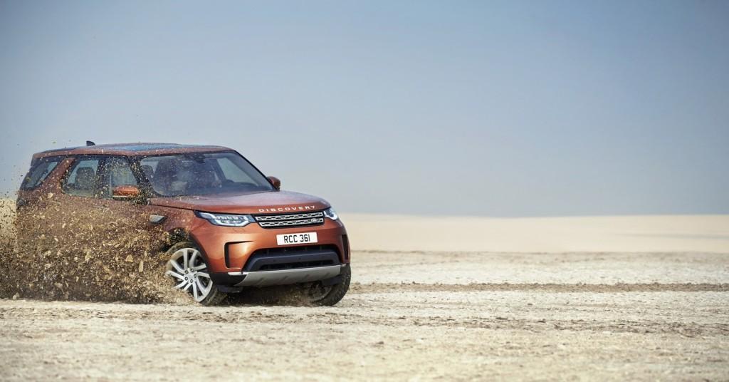 2018 Yeni Kasa Land Rover Discovery Fiyatı
